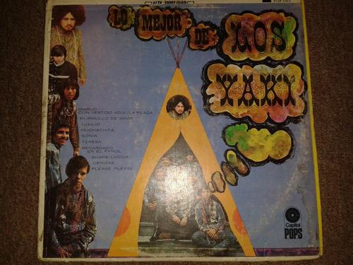 disco acetato: los yoki