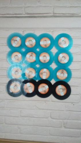 disco acetato lp para decoración