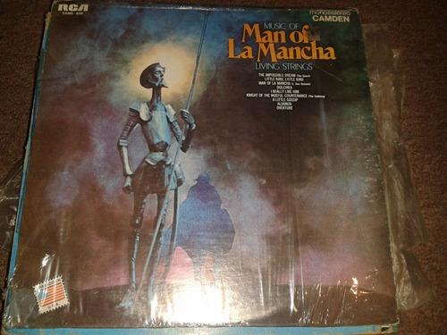 disco acetato: man of the mancha