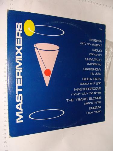 disco acetato mastermixers