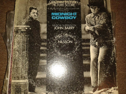 disco acetato: midnight cowboy