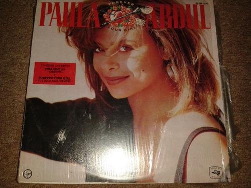 disco acetato: paula abdul