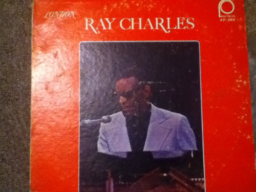 disco acetato: ray charles 3 discos