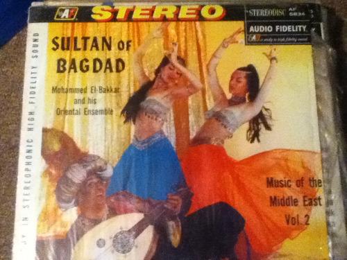 disco acetato: sultan of bagdad