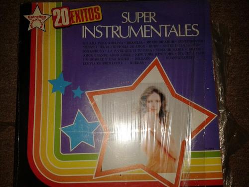 disco acetato: super instrumentales