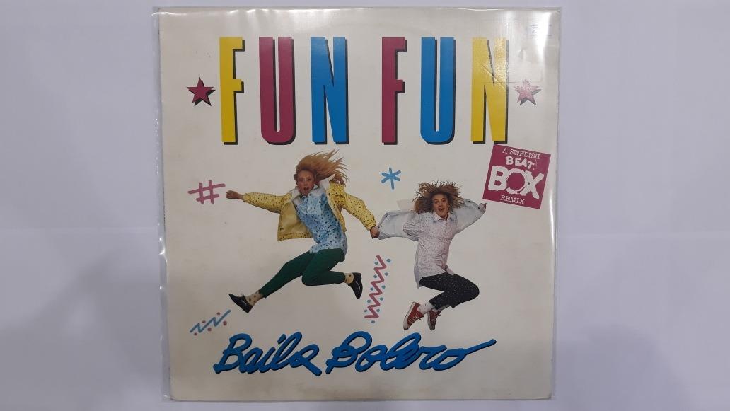 Disco Acetato Vinilo Lp Fun Fun - U$S 20,00 en Mercado Libre