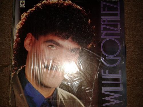disco acetato: willie gonzalez