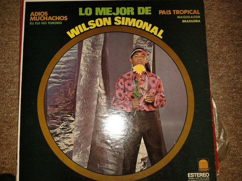 disco acetato: wilson simonal