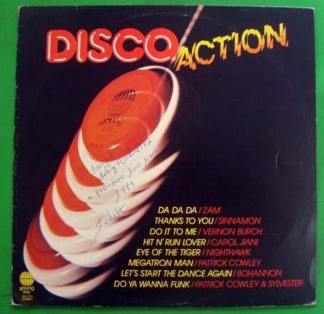 disco action     lp  coletanea