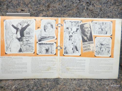 disco album carlos gardel classics para coleccionistas
