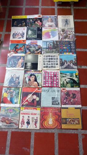 disco antiguo para tocadisco de colección precio x c/u