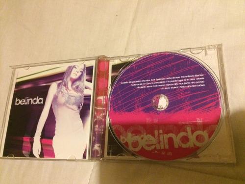 disco belinda - belinda homónimo