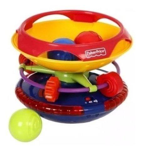 disco bolas divertidas - fisher-price- 6m+, king baby -aj ho