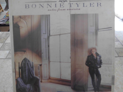 disco bonnie tyler notes from america