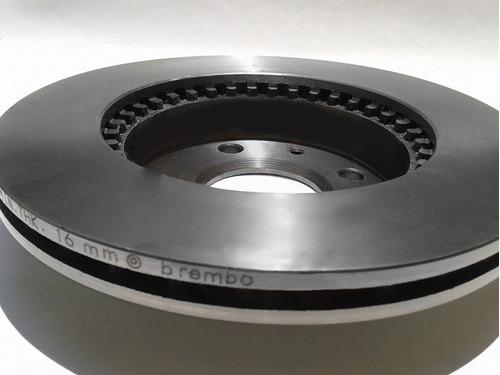 disco brembo ventilado delantero pontiac g4 y g5 07-09