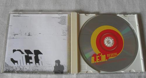 disco cd original - rem - reveal (edicion usa)