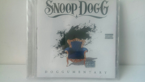 disco compacto cd snoop dogg doggumentary envió gratis ofer
