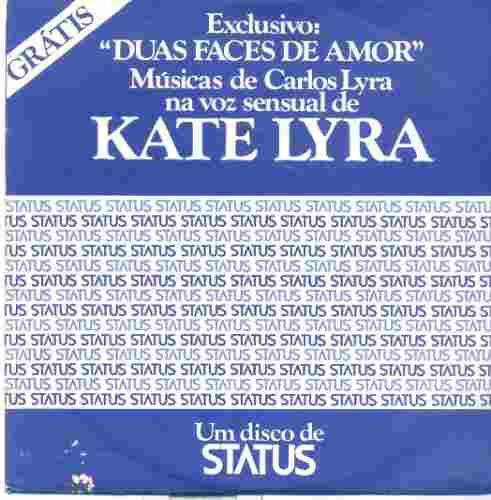 disco compacto de vinil - kate lyra
