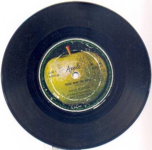 disco compacto de vinil - mary hopkin - 1968 - apple