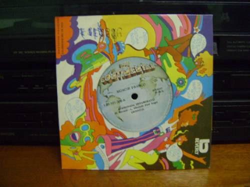 disco compacto de vinil - moacir franco - 1978