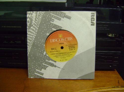 disco compacto de vinil - simone - 1981