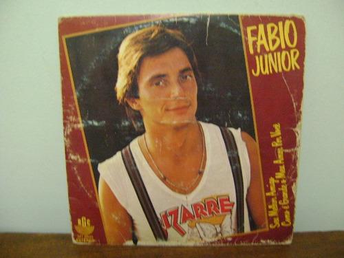 disco compacto lp vinil fabio junior seu melhor amigo 1981