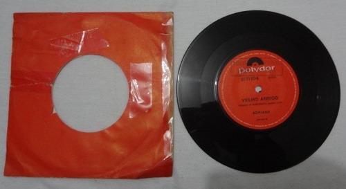 disco compacto simples- adriana- velho abrigo