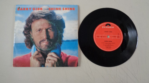 disco compacto simples- barry gibb- she says