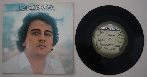disco compacto simples -carlos silva -1981