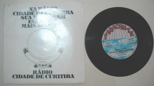 disco compacto simples -david castle- finaly