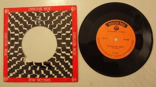 disco compacto simples -djalma pires -perdido na madrugada
