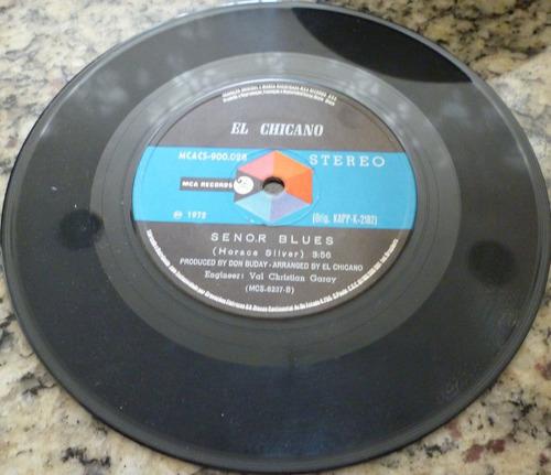 disco compacto simples - el chicano