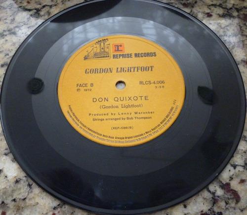 disco compacto simples - gordon lightfoot