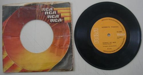 disco compacto simples -  hermeto pascoal -1975