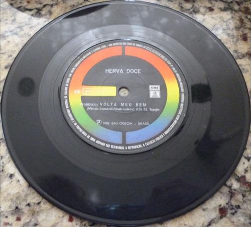 disco compacto simples - herva doce