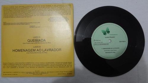 disco compacto simples- ivan prado -queimada