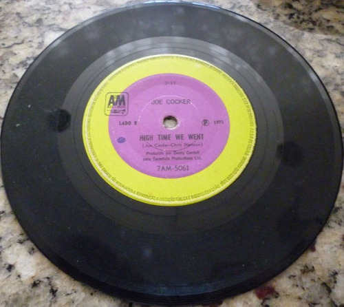 disco compacto simples - joe cocker