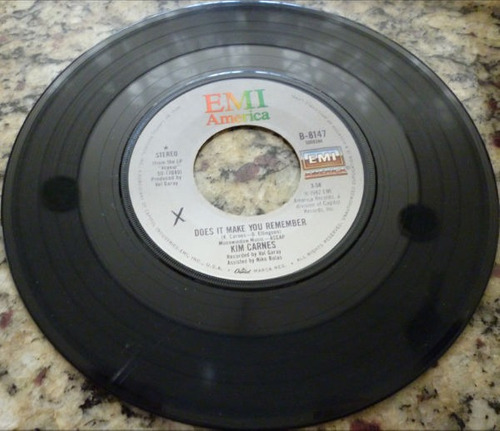 disco compacto simples - kim carnes