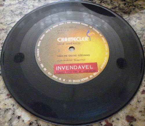 disco compacto simples - luiz américo