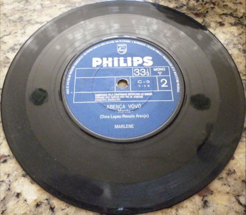 disco compacto simples - marlene - jair rodrigues