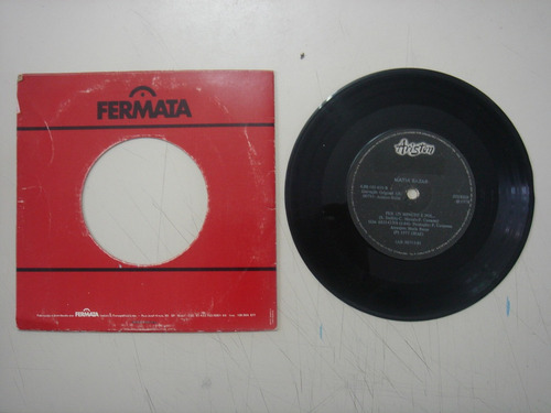 disco compacto simples -matia bazar - per um minuto e foi...