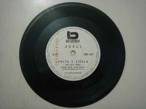 disco compacto simples - sueli
