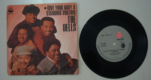 disco compacto simples-the dells-give your baby a standing