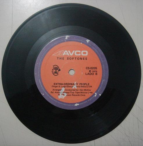 disco compacto simples - the softones