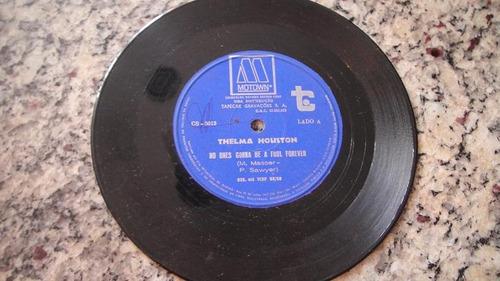 disco compacto simples - thelma houston