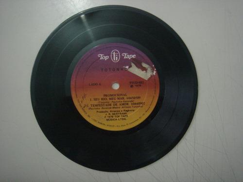 disco compacto simples - totonho