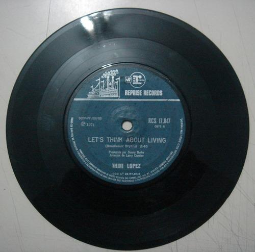 disco compacto simples - trini lopez