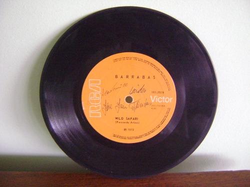 disco compacto vinil lp barrabas wild safari woman 1972