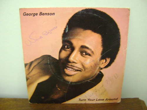 disco compacto vinil lp george benson 1981