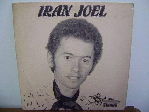 disco compacto vinil lp - iran joel 1982
